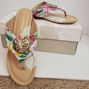 NWT Tommy Bahama sandals